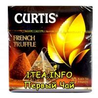 Чай Кертис Curtis French Truffle 20 пирамидок