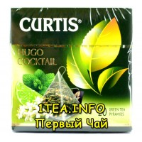Чай Кертис Curtis Hugo Cocktail 20 пирамидок