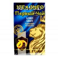 Чай Ричард Lord Grey бергамот и лимон 90 грамм