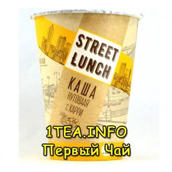 Street Lunch Каша нутовая с карри в стакане 50гр