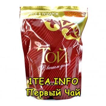 Чай Той крупнолистовой Красный зип-пакет + пиала 200 гр.