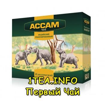Чай Ассам классический гранулированный 1 кг