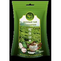 Верблюд зелёный чай с саусепом 100гр