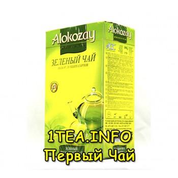 Алокозай зеленый листовой 250 гр.