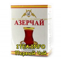 Чай Азерчай с бергамотом чёрный 100гр