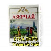 Чай Азерчай чёрный с чабрецом 100гр