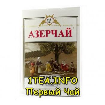 Чай Азерчай Букет чёрный 200гр