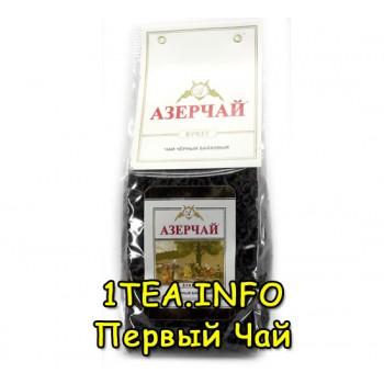 Чай Азерчай Букет чёрный 200гр м.у.