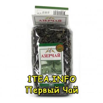 Чай Азерчай Букет зеленый 100гр м.у.