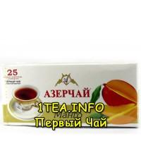Чай Азерчай чёрный Манго 25 пак.