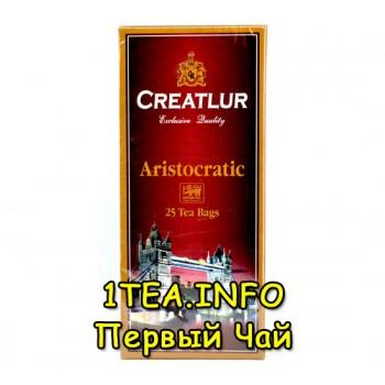 Чай Creatlur Aristocratic 25 пакетиков