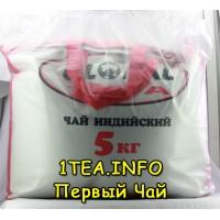 Чай Глобал Ассам Гранулированный 5 кг. в сумке