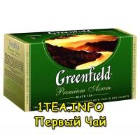 Greenfield Premium Assam ГРИНФИЛД Премиум Ассам черный 25 пакетиков