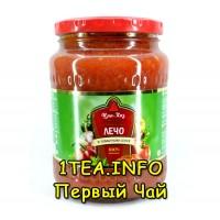 Цин-Каз Лечо в томатном соусе 680гр