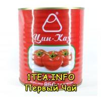 Цин-Каз Томатная паста 850гр