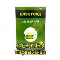 Чай зеленый Нирвана Black Gold 150 гр