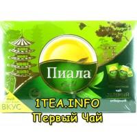 Пиала Зеленый 100 пакетиков