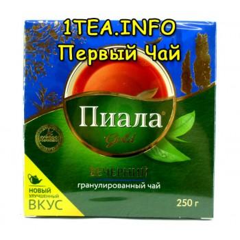Чай Пиала Вечерний с бергамотом 250 грамм