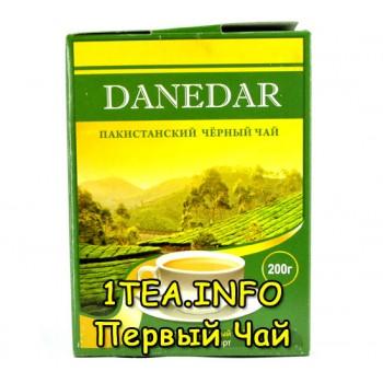 Чай Пакистанский Pakistan Danedar гранулы-лист 200гр