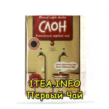 кенийский чай слон