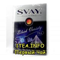 Чай SVAY Black Variety 24 пирамидки