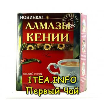 Чай Алмазы Кении кенийский, гранулированный высший сорт 200 гр.