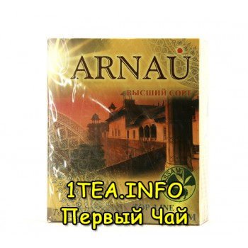 Чай Арнау индийский гранулированный высший сорт 250 гр.