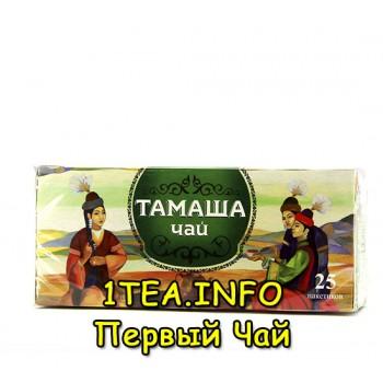 Чай Тамаша 25 пакетиков