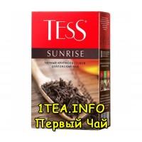 Tess Sunrise ТЕСС Санрайз черный листовой 200 гр.