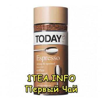 Кофе Today Espresso 95гр