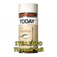 Кофе Today Pure Arabica 95гр