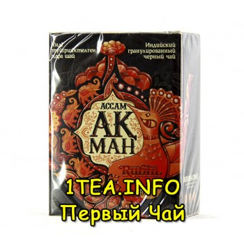 Чай Акман Рубин Rubin индийский гранулированный 100 гр.