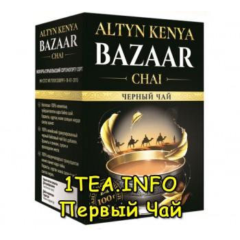 Чай Bazaar chai кенийский гранулированный 100 гр.
