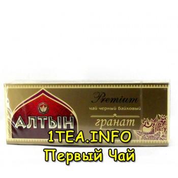 Чай Алтын Гранат 25 пакетиков