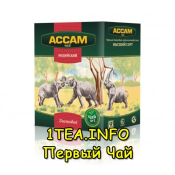 Чай Ассам листовой 250 грамм