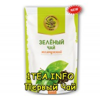 Чай Чёрный дракон зелёный ЖЕМЧУЖНЫЙ 100гр