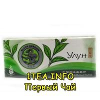 Чай Чёрный дракон зелёный Улун 25пак