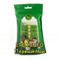 Чай Верблюд зелёный с ананасом 100гр