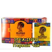 Чай Жамбо высший сорт 25 пакетиков