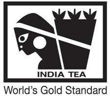Логотип подлинного индийского чая